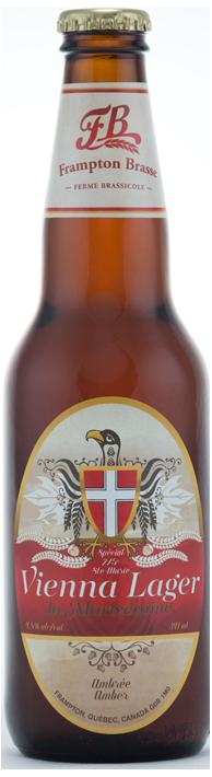 Photo de la bière Vienna Lager ''La Mariveraine''