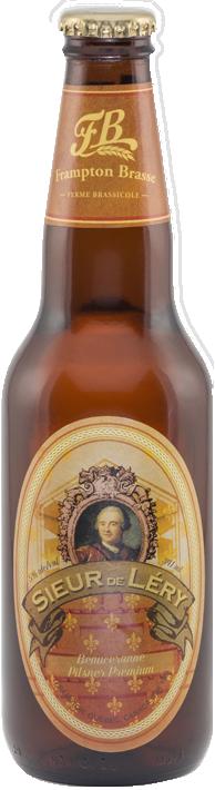Photo de la bière Sieur de Léry