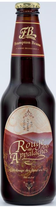 Photo de la bière Rouge des Appalaches
